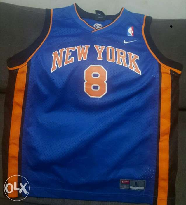 nba jersey youth large latrell sprewell new york knicks in Pasig ... 36c6a09a7