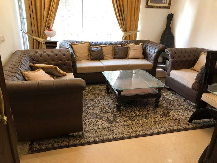 Drawing Room Sofa Set For