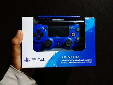 Stik PS4 Wave Blue