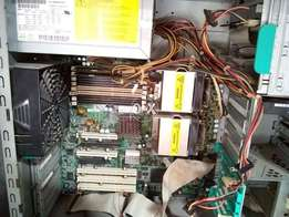 Hp workstation xw8200