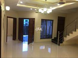 Nice location nice 7 marla brand new house Bahria Phase 8 for sale
