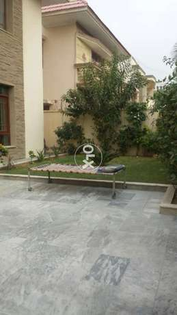 Portion for rent 2 bedroom with attached bathroom Grand dining launch