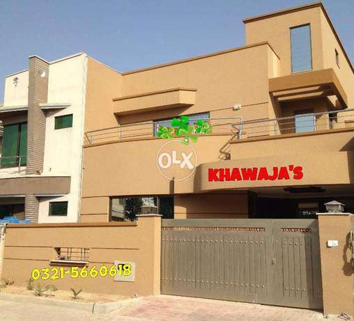 Bahria Town Ph 3 brand new House 4 ~sale (sorry 4 Dealer) Khawaja's