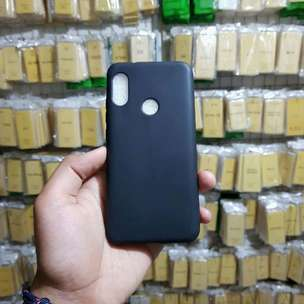 Case Midnight Blackmatte Xiaomi Mi A2 Lite Black Matte