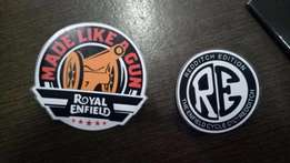 Used, Royal Enfield Stickers for sale  Chandigarh