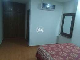 1bed room furnished4rent available short and long time in bahria town