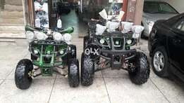 Camouflage printed body Atv quad 4 wheels bike Subhan Enterprises