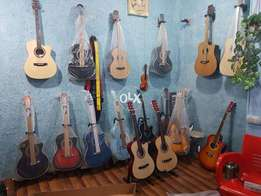 acoustic guitar for beginners ( Imported fresh Guitar sale sale sale)