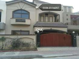 New 12 Marla Ground portion 3 bedrooms for rent in media town Islamaba