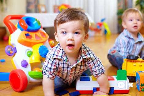 Admission Open for baby day care center at home I provide best child