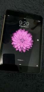 Ipad Mini 1 16gb wifi only - silver