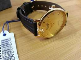 Original Omax Gold Brown with warranty