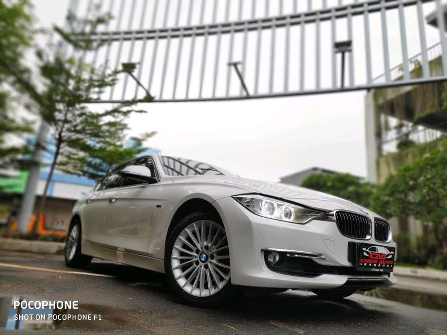 Arsip Bmw 320i F30 Luxury At 2015 Extended Waranty Until 2020 Low