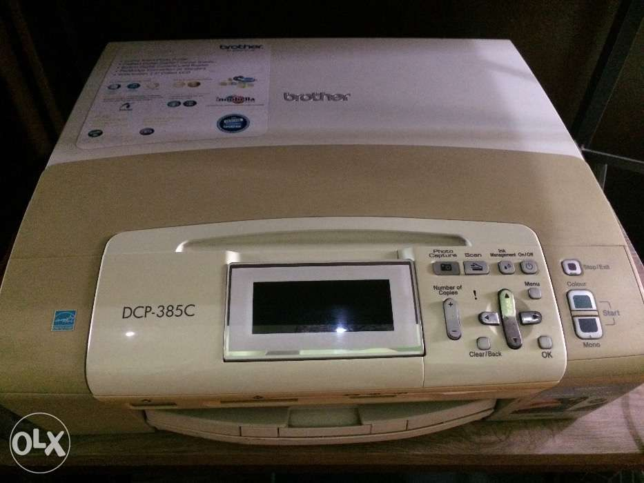 Brother DCP-385C Printer/Scanner Driver PC