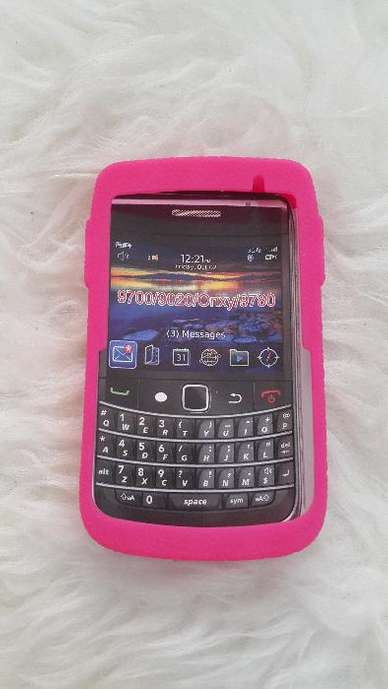 Softcase Blackberry 9700/Onyx Motif