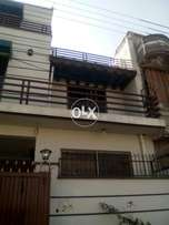 House for rent 7 marla ground portion in ghori town islamabad code80