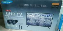 """Best Picture Quality 42"""" Samsung Smart LED TV"""