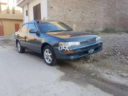 Toyota corolla se limited fully automatic dry port in original colour