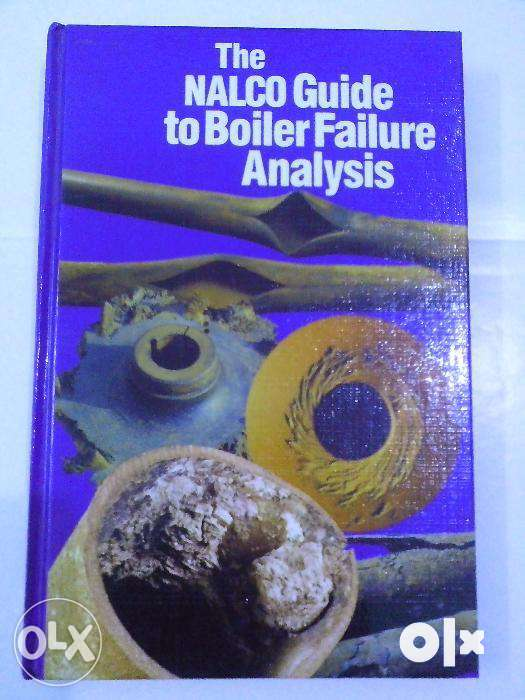 the nalco guide to boiler failure analysis new bengaluru books rh olx in nalco water guide to boiler failure analysis nalco guide to cooling water systems failure analysis
