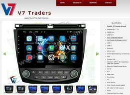 Honda Accord V7 Android Navigation :: Top Quality Brand ::