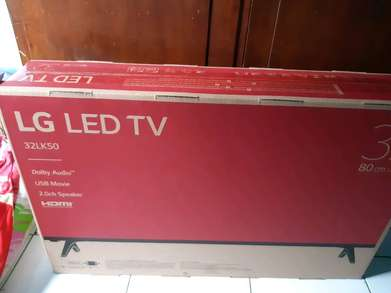 tv led digital LG 32 inc gress