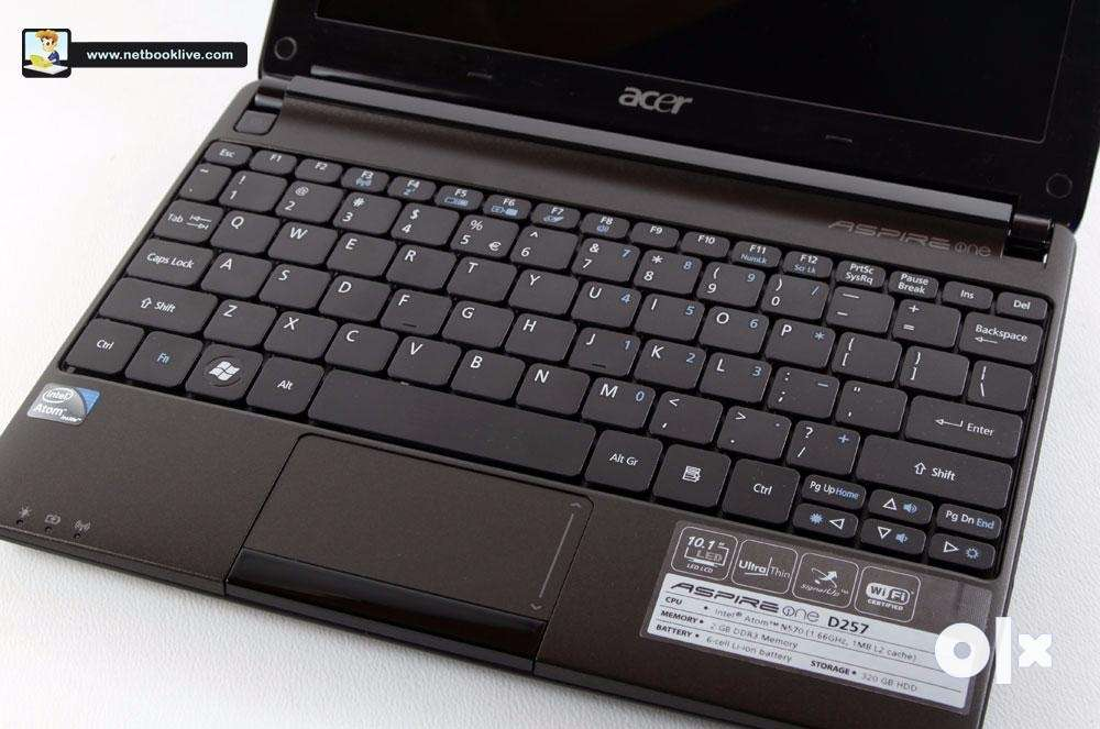 acer aspire one d257 mini 10 inch laptop gurgaon electronics rh olx in Aspire One D257 Disassembly Aspire One D270