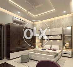 luxury 15marla round portion furnish for rent with seprate intrance