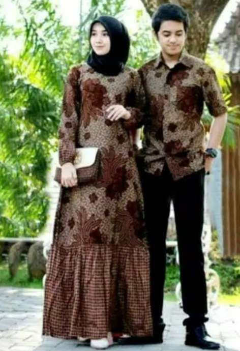 couple batik natural