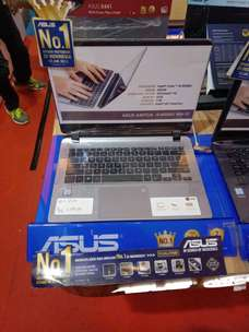 chas/kredit LAPTOP ASUS & HP