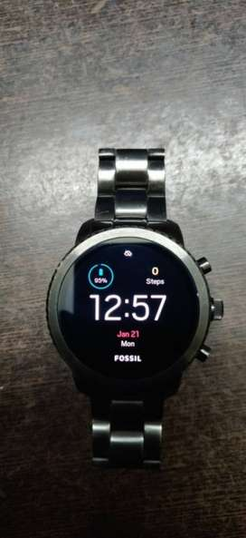 dc2d7b9f23f4c fossil q3 explorist in prestine condition the