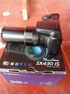 canon power shot 45x optical sdh pakai wifi