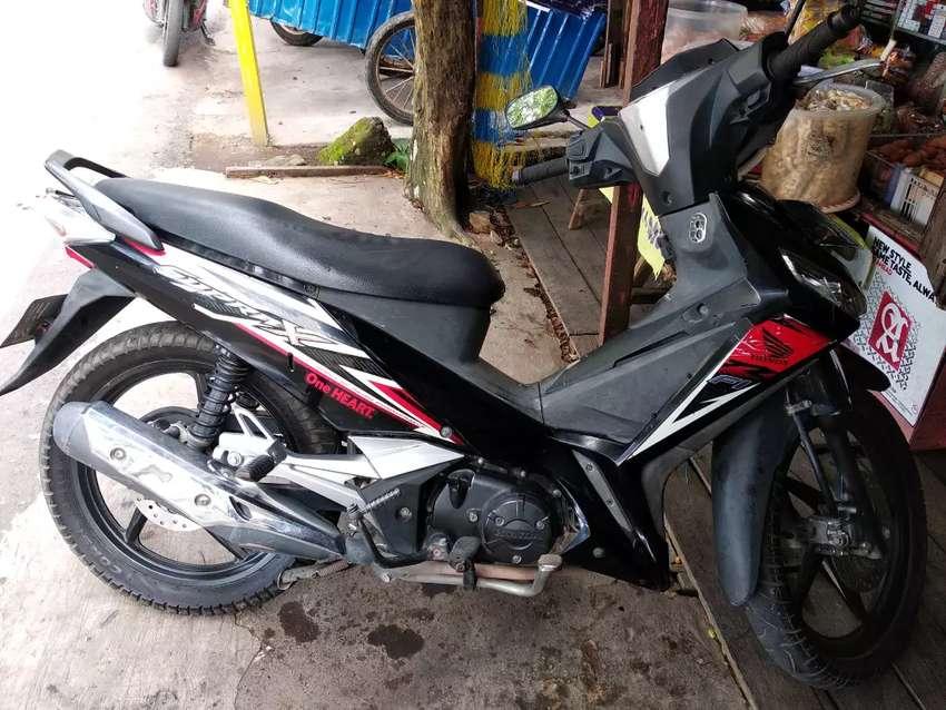 Jual Sepeda Motor Honda Supra X125 Solo Motor Bekas 794910341