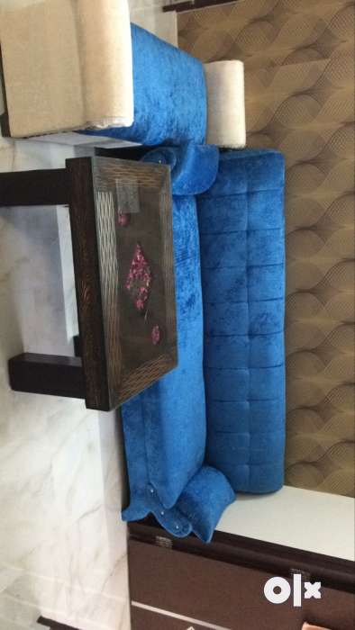Brand new 3 months old 3 seater sofa 2 seater seti  : images1000x700inslot4filename3dnctvhxy7cu3 IN from www.olx.in size 394 x 700 jpeg 25kB