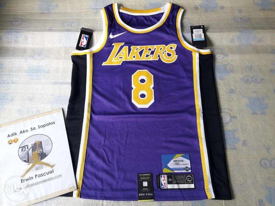 buy popular 991b2 da255 FREE SHIPPING Swingman Jersey Kobe Bryant Los Angeles Lakers ...