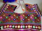 Women's Multicolored Floral Sling Bag