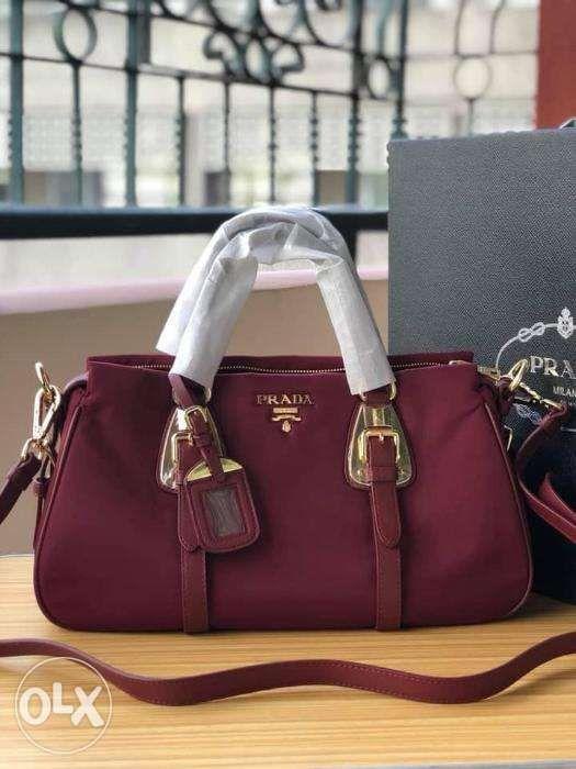 2a85dc60bd0e Prada BN1903 Nylon Satchel Bag in Binan, Laguna | OLX.ph