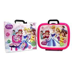 Mainan Koper Peralatan Dokter 4in1 Disney Princess Doctor Kit No.36778