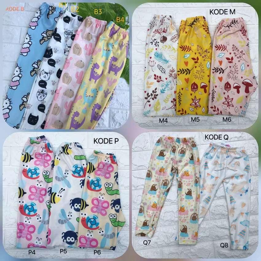 Celana Leging Panjang Import Untuk Anak Cewek Motif Lucu Fashion Wanita 800824305