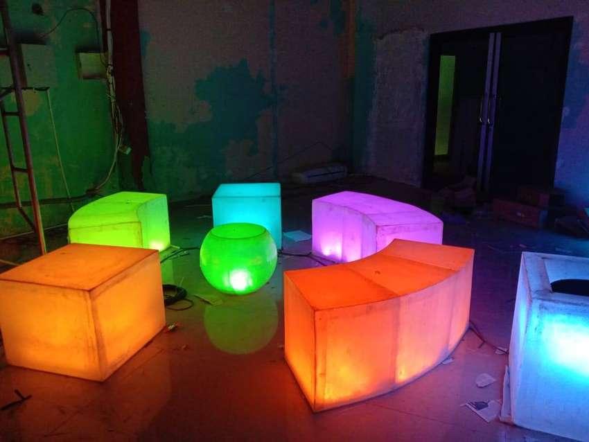 Paket Lampu Kursi Taman Lampu 810089560