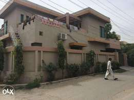 5 m 10 marla 7 and Kanal house use and new in pwd Police foundation ak