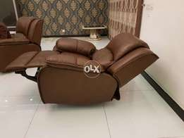 Brand new recliner sofa branded high quality