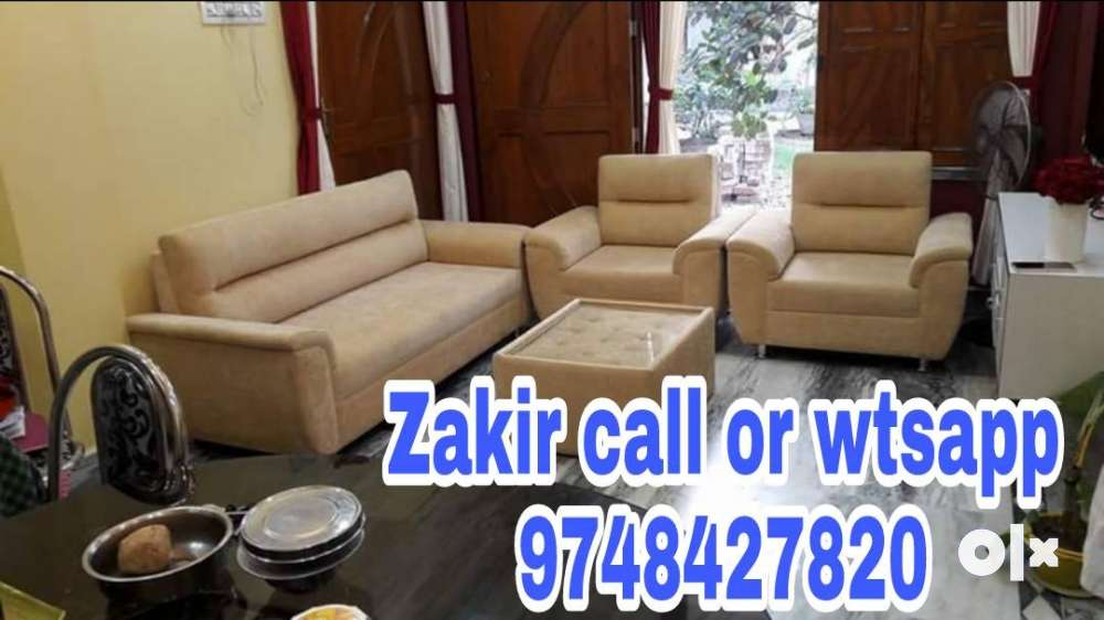 3 1 1 Seater Sofa Set At Factory Outlet Price Kolkata Furniture