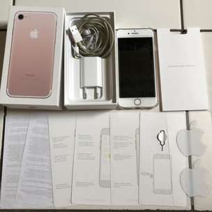 iPhone 7 128Gb Fullset No Rekondisi