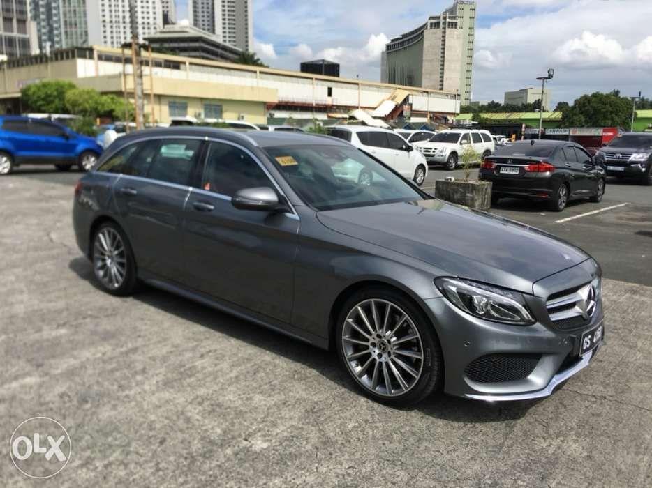 2017 Mercedes Benz C250 Amg Touring Estate In Pasig Metro Manila