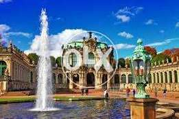 Visit Of Dresden City Of Germany