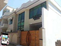 8 Marla out class double unit house at kaghan colony