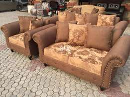 3 2 1 six seater sofa set with warranty