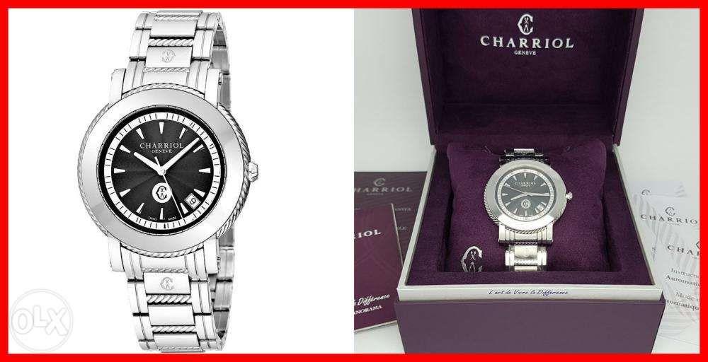 2662eb8ed19 ORIGINAL Charriol Watch Charriol Parisi Mens Watch P42SP42003 in ...