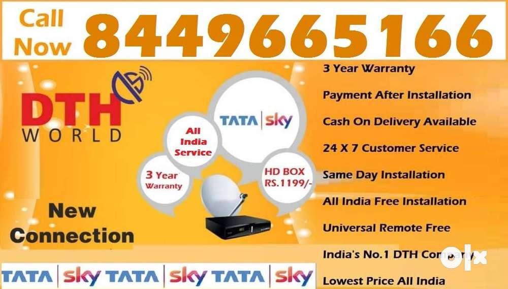 Super Sale Offer Tata Sky Dth Airtel Dish Tv D2h Tatasky All India Tvs Video Audio 1593634072