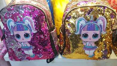 Lol Sequin sD Ransel